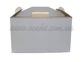 Коробка для упаковки торта 300*300*250
