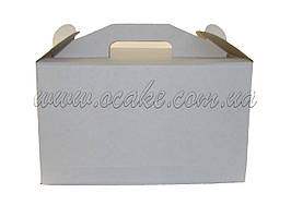 Коробка для упаковки торта 350*350*350