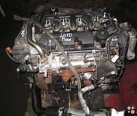 Двигатель Ford Focus C-MAX 2.0 TDCi, 2003-2007 тип мотора G6DC, G6DE, G6DF