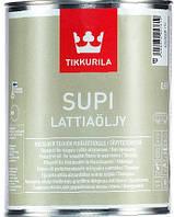 Масло Supi Tikkurila для пола в сауне Супи, 0.9л