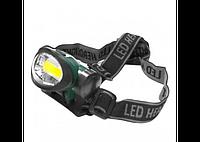 Налобный фонарь 603-B long VV