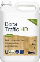 Bona Traffic: лак для паркета 2-х компонентный (пр-во Швеция).