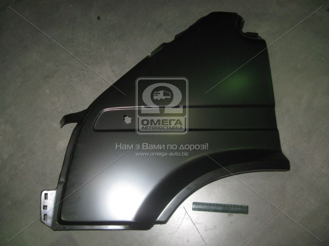 Крыло переднее левое FORD TRANSIT (Форд Транзит) 1992-95 (пр-во TEMPEST)