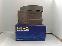 Колодки тормозные задние HI-Q Matiz 96268686