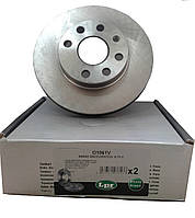 Диск тормозной передний LPR Ланос