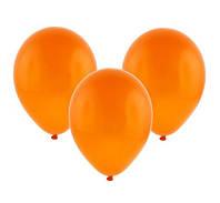 Воздушный шар 9 дюймов оранжевый