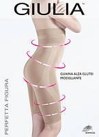 Моделирующие шорты с завышенной талией GUANIA ALZA GLUTEI MODELLANTE от тм Giulia