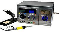 Паяльная станция цифровая с тестером ZD-8901, 40Вт, 160-520°C
