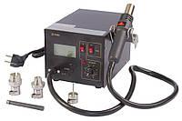 Паяльная станция 320Вт 150-500°C термовоздушная ZD-939L