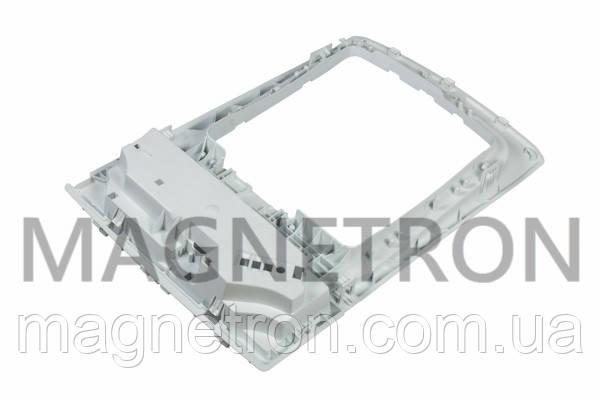 Внешнее обрамление люка для вертикальной стиральной машины Bosch 681077, фото 2