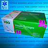 Инсулиновые шприцы NIO U-100 1 мл