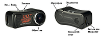Инструкция по эксплуатации универсальной скрытой мини камеры QQ7