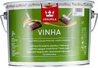 Краска-антисептик Vinha Tikkurila Винха, 2.7л, фото 1