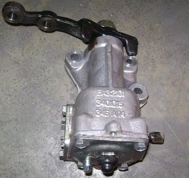 Рулевая колонка редуктор рулевой реставрация ВАЗ 2101 2102 2103 2106