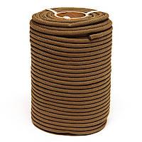 Статический шнур SINEW HARD 10мм (койот)