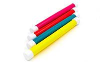 Эстафетная палочка UR PK-5062 (пластик, L-31см, d-3,3см, цена за 1шт, цвета в ассортименте)