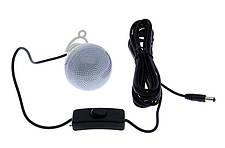 Универсальная солнечная система GDLITE GD-8023 с функцией MP3 плеера и FM радио, фото 3