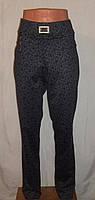 Модные женские молодежные брюки большого размера