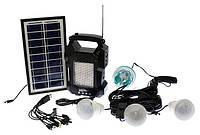 Станция автономного освещения GDLITE GD-8050 с функцией MP3 плеера и FM радио