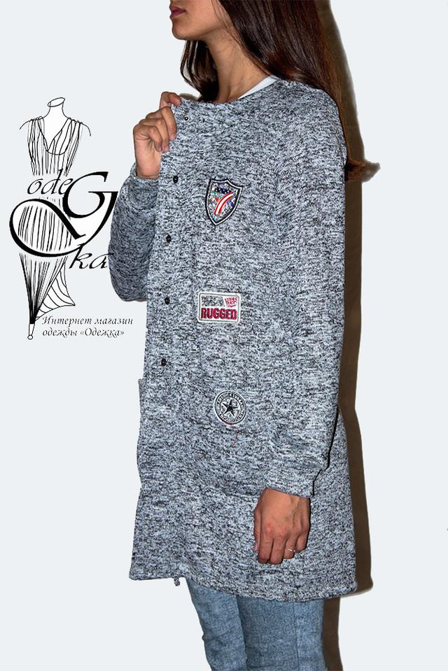 Фото-4 Женского модного кардигана Мюнхен