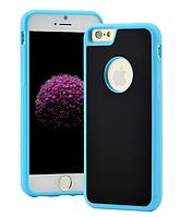Уникальный антигравитационный чехол для Iphone 5, 5s, SE, 6, 6s, Samsung Голубой