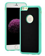 Уникальный антигравитационный чехол для Iphone 5, 5s, SE, 6, 6s, Samsung Бирюзовый