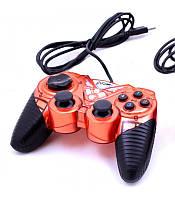 Дуалшок(джойстик) геймпад игровой Double Shock Controller USB-908