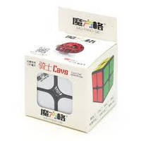 Кубик Рубика 2х2 MoFangGe cavs (черный)