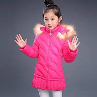 Куртка утепленная  на девочку, фото 1