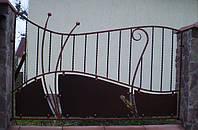 Кована огорожа (1222)