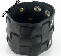 Кожаный браслет, фото 1
