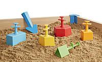 Набор для строительства песчаных фигур, Melissa&Doug