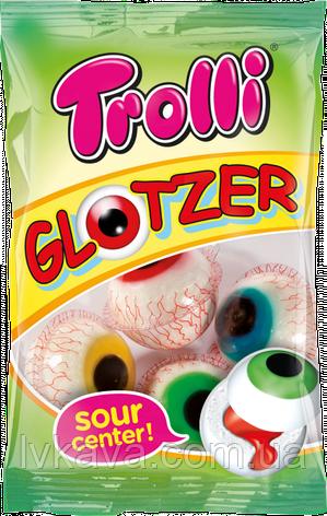 Желейные конфеты Trolli Glotzer  , 75 гр, фото 2
