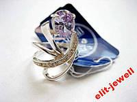 Серебряное кольцо Самшит - 18 размер, фото 1