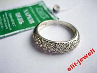 Серебряное кольцо Шанc 15,5 размер, фото 1