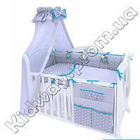 Детская постель Twins Premium P-008 Glamour