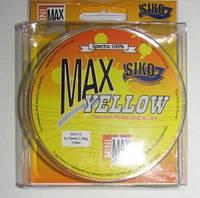 Шнур MINI MAX Yellow 0,10