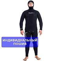 Индивидуальный пошив гидрокостюма MARLIN Sarmat 7 мм