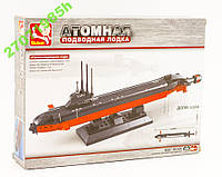 Конструктор Атомная подводная лодка, Sluban, 193 д