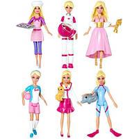 """Мини кукла Barbie из серии """"Я могу быть"""" CCH54"""