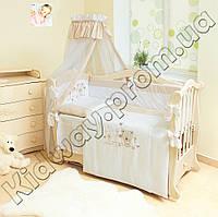 Детская постель Twins Evolution A-015 ЛЕТО 4 эл