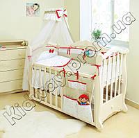 Детская постель Twins Premium P-021 Starlet (4 цвета)