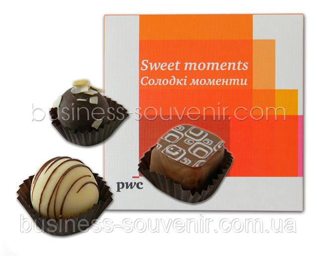 Конфеты ручной работы - корпоративные бизнес сувениры и подарки к 8 марта, фото 1