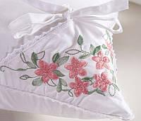 Бамбуковая подушка 50х70 см Silk Dream прованс