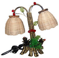 Светильник дерево СВС14-15