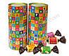 Тубус с конфетами - корпоративные бизнес сувениры и подарки