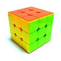Цветной Кубик Рубика 3х3 Yuxin Kirin
