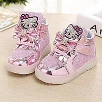 Детские кроссовки Hello Kitty