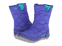 Сапоги детские зимние Columbia Youth Minx Slip Omni Heat WP Winter Boot 32 размера