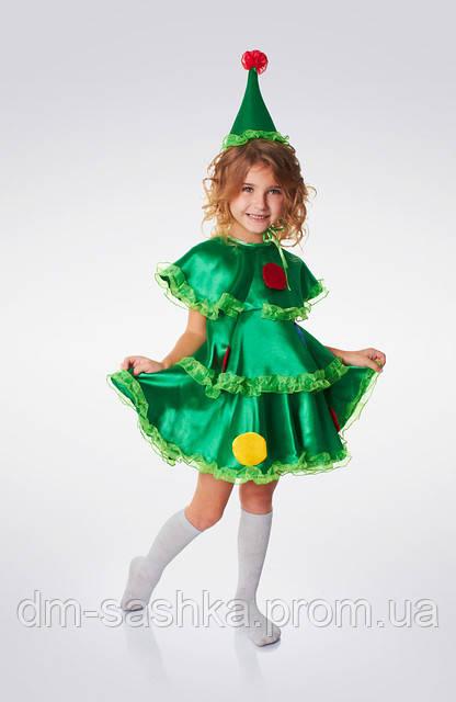 Детский карнавальный костюм «НОВОГОДНЯЯ ЕЛОЧКА»: продажа ... - photo#9